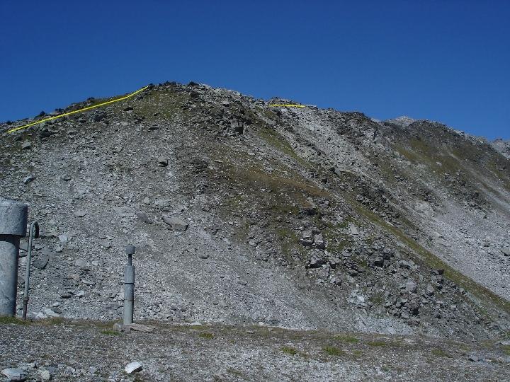 02 September  Hochtour Gross Muttenhorn 3099m ~ und Bergtour Klein Furkahorn 3026m    DSC00043 JPG