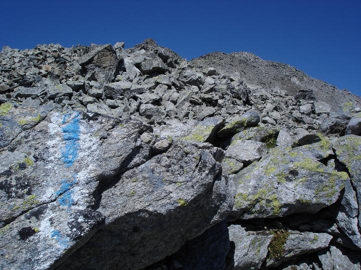 02 September  Hochtour Gross Muttenhorn 3099m ~ und Bergtour Klein Furkahorn 3026m    DSC00045 JPG