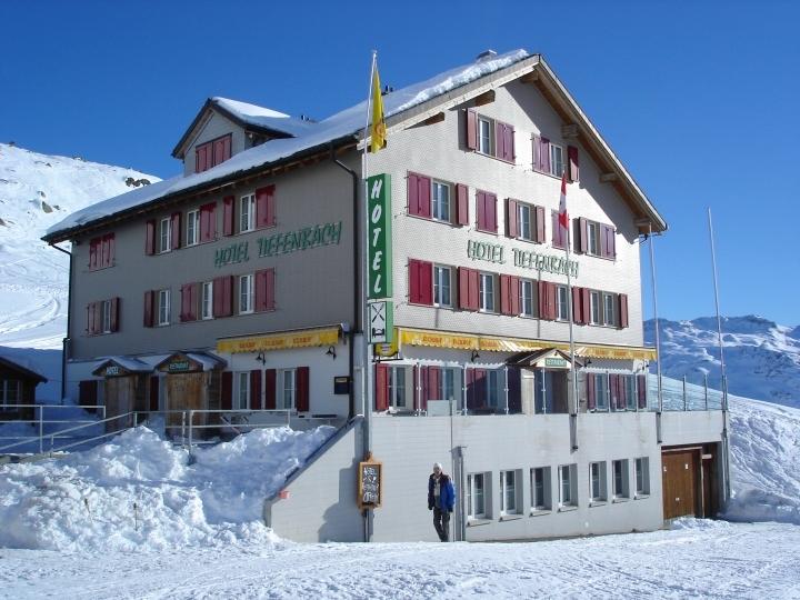 Hotel Tiefenbach