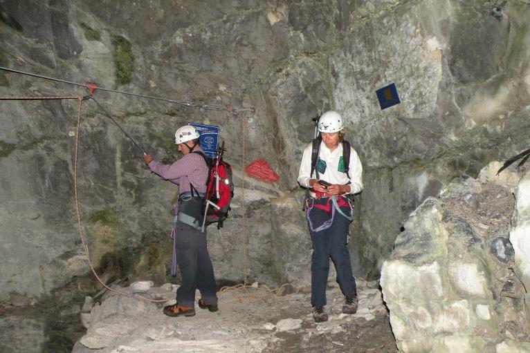 Hexensteig Klettersteig : Schweiz klettersteige am sustenpass