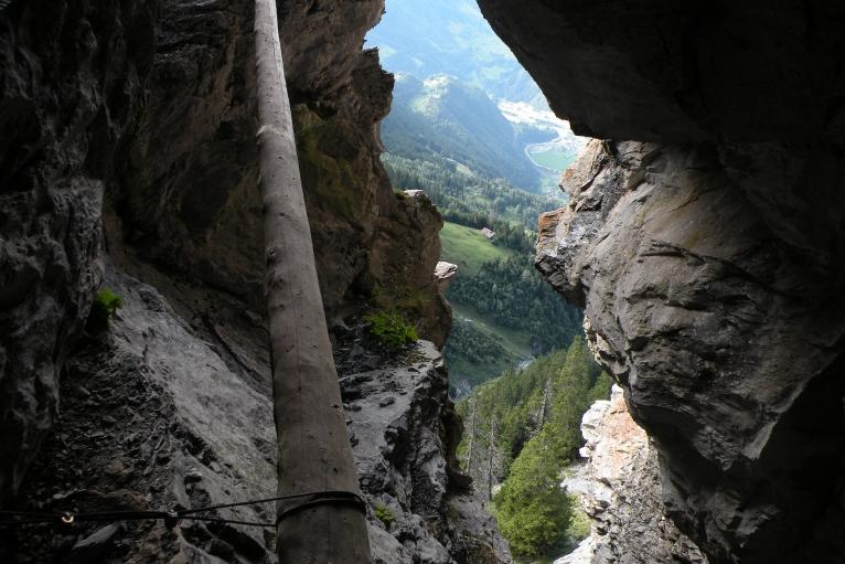 Hexensteig Klettersteig : Klettersteig u philipp gruber journalismus