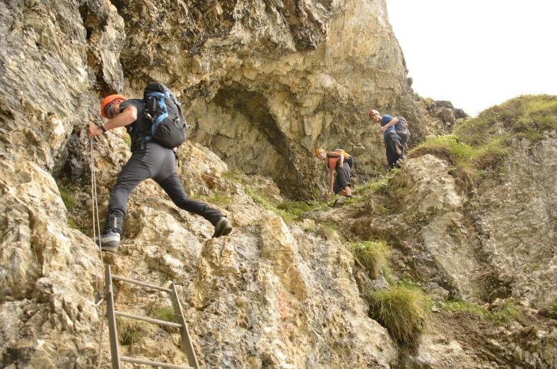 Hexensteig Klettersteig : Gipfelbuch verhältnisse hexensteig am pfaffen